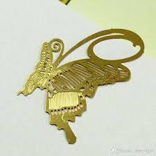 wedding favor gold bookmark spring series multi designs gold color iron clip bookmark metal book clip bookmark and share bookmark education from