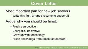 Example Resume  Should A Resume Have An Objective  education and