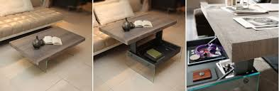 Bellagio covertible coffee table