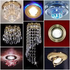 Освещение жилого помещения Виды светильников