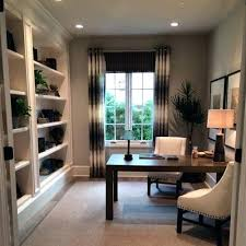 officemodern home office ideas. Home Office Modern Design Library Mid Sized Freestanding Desk Carpeted And Gray Floor . Officemodern Ideas