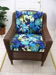 loveseat cushions outdoor wicker