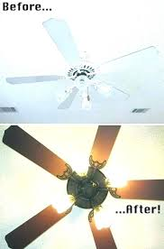 painting ceiling fan blades ideas for painting ceiling fan blades how to paint a painted spray