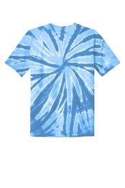 Light Colored Tie Dye Shirts Port Company Tie Dye Tee 100 Cotton T Shirts