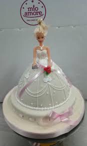 Barbie Cake Doll Mio Amore