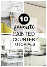 counters are one of the biggest statement pieces in your kitchen or your bathroom and that s great if you have new beautiful countertops