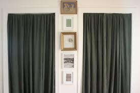 closet door ideas curtain. Banish Bifold Doors Closet Door Ideas Curtain Y
