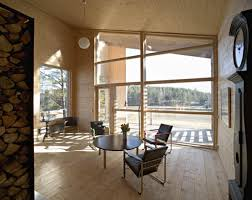 humelgard house 2 Contemporary Finnish Cottage four season home in Fiskars,  Finland