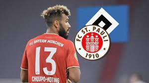 Transfermarkt: Choupo-Moting will zurück zu HSV oder FC St. Pauli