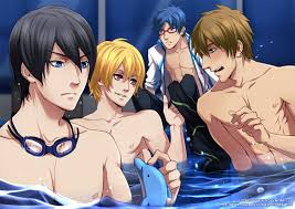 free iwatobi swim club genderbend. Interesting Genderbend Free Iwatobi Swimming Club By Yukik  With Free Iwatobi Swim Club Genderbend I