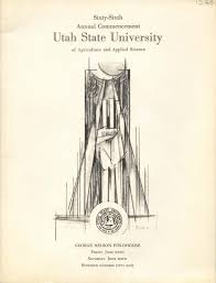 Utah State University Commencement, 1959 by USU Digital Commons - issuu