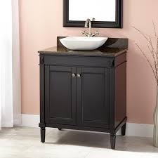 nice design bathroom cabinets for vessel sinks 30 chapman vessel sink vanity espresso bathroom