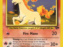 Top 6 Pokemon Cards From the Gym Challenge Expansion Pack - LevelSkip