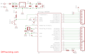 how to make schematic diagram in eagle   make a simple rc remote    how to make arduino board the easy way diy hacking