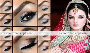 free best indian bridal makeup tutorial step by fash 1 bridal smokey eye makeup trends