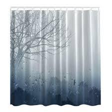 waterproof fabric shower curtain 1 8 1 bathroom waterproof fabric shower best waterproof fabric shower curtain