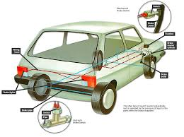 One Of My Brake Lights Is Out Checking The Brake Light Circuit How A Car Works