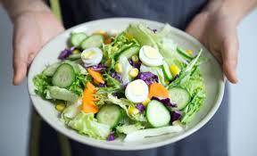Salat für diät