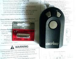 garage door remotes genie new garage door opener remote garage remote battery genie type 3 garage