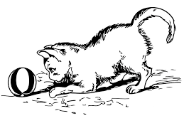 Kitten Coloring Pages Free Online Printable