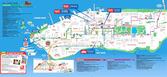 download tourist map of new york city printable major with ny