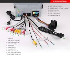car radio dvd gps y autoradio for vw passat cc golf 5 6 touran 2011 volkswagen jetta wiring diagram at Mk6 Jetta Radio Wiring Diagram