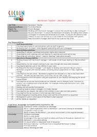 resume format for montessori teacher best resume templates resume format for montessori teacher teacher resumes best sample resume resume objective format of a good