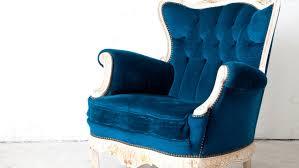 victorian office chair. Blue Victorian Office Chair \u2014 The Vintage \u2013 Refine Your Workspace