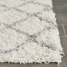 fluffy white area rug 50 pictures of elegant fluffy area rugs june 2018 white rug