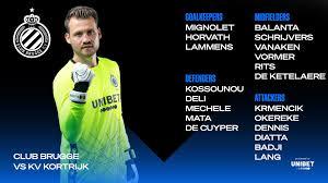 Club Brugge K.V. - Startseite