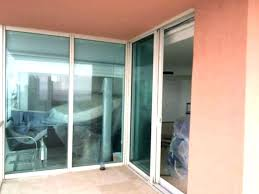 simple door cost to replace patio door glass front repair sliding for cost to install sliding