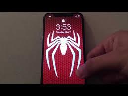 custom animated spiderman wallpaper on