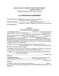 template for llc operating agreement 60 unique ira llc operating agreement agreement form