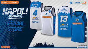 GeVi Napoli Basket, nasce l'Official Store - Napoli Basket