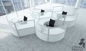 stylish modern modular office furniture design. Extraordinary Modern Workstations Modular Office Furniture Cool Cubicles Sit Stylish Design N