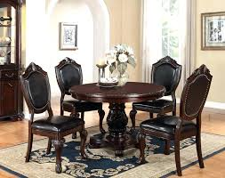 cherry kitchen table black and cherry kitchen table dining room enthralling inch round dining table of