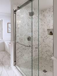 Shower Door kohler levity shower door installation photos : Basco Rotolo Sliding Shower Door, AquaGlideXP Clear Glass, Chrome ...