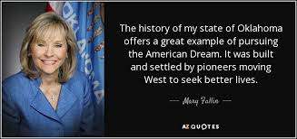What Is The American Dream Quotes And History Best of TOP 24 QUOTES BY MARY FALLIN AZ Quotes