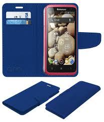 Lenovo S720 Flip Cover by ACM - Blue ...