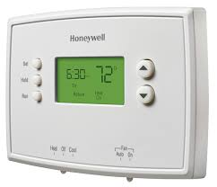 7 day programmable thermostat rth2510b1018 honeywell 7 day programmable thermostat rth2510b1018