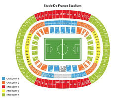 Stade De France Guide Seating Plan Tickets Hotels And
