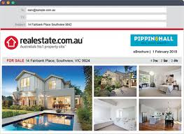 Real Estate Ad Selling And Promoting Your Property Via E Brochure Advertising