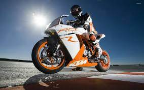KTM 1190 RC8 [5] wallpaper - Motorcycle ...