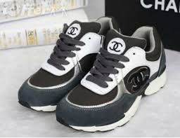 chanel trainers womens. leather women sneakers running shoes high heel flat for chanel trainers womens e