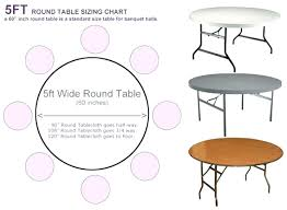 what size tablecloth for 60 round table what size tablecloth for inch round table what size