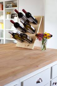 diy wine rack. Delighful Diy Wine Bottles Are Definitely Pretty Enough To Be Displayed And This Way  Itu0027ll  For Diy Rack S