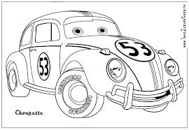 Coloriage Voiture Cars A Imprimer Gratuitl
