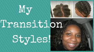 Transition Hair Style my 4 to 8 month transition to natural hair styles lp share youtube 3134 by stevesalt.us