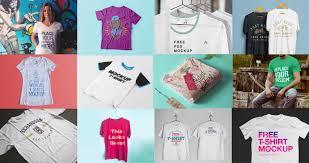 Free Couple Shirt Design Maker 100 T Shirt Templates Vectors Psd Mockups Free