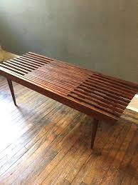 slat coffee table mid century slat coffee table slat coffee table diy slat coffee table